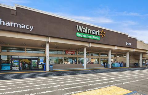 La Palma Walmart