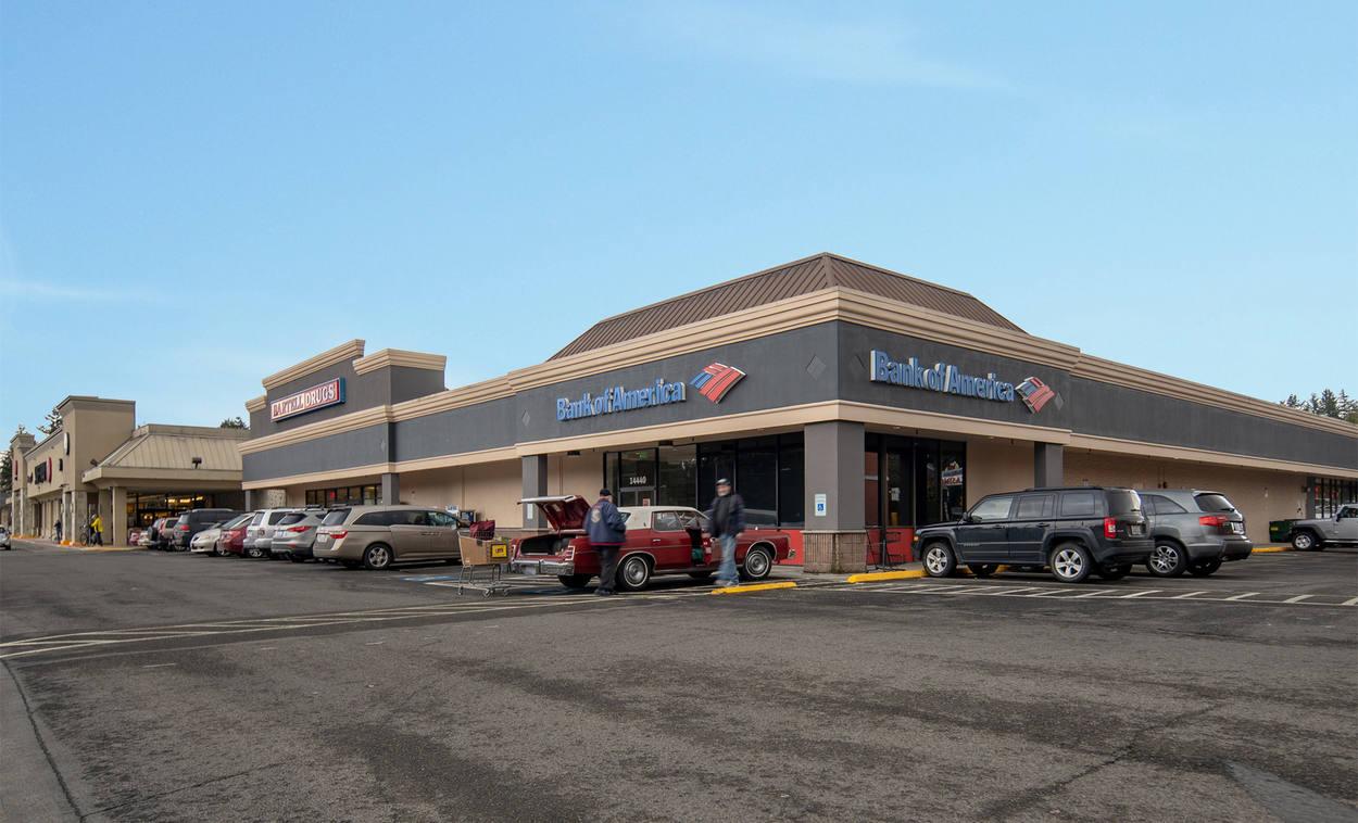 Kingsgate Shopping Center