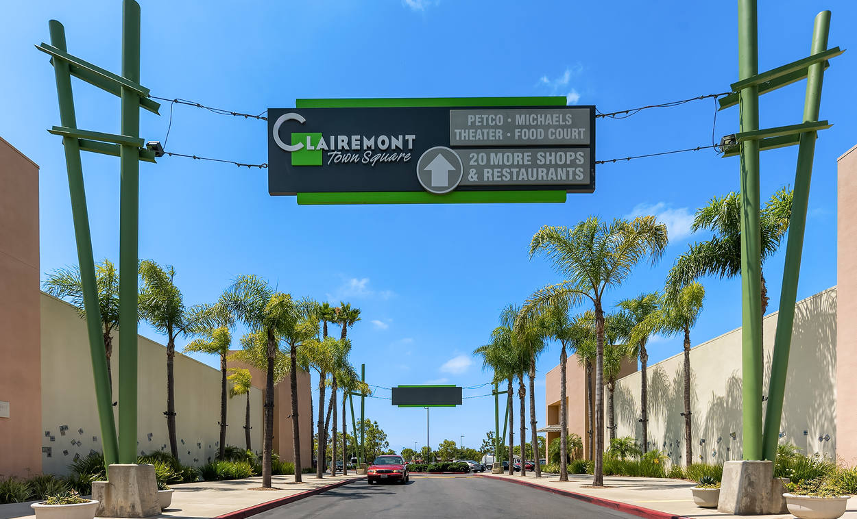 Clairemont Town Square